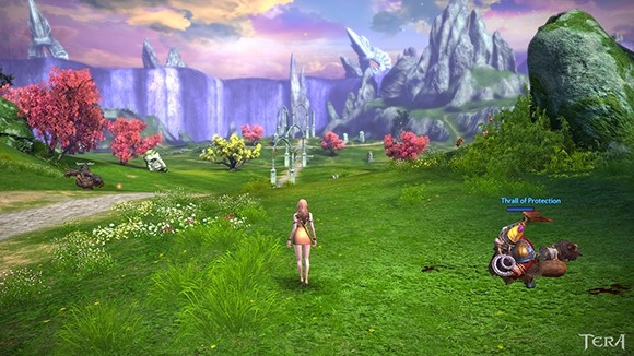 TERA Mystic