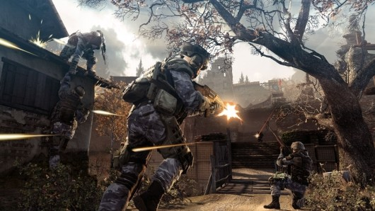 Warface hits closed beta