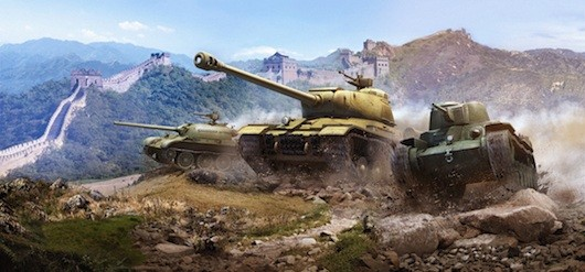 World of Tanks 8.3 Chinese Tanks