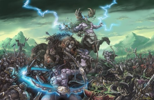 The Art of Blizzard prepares for debut
