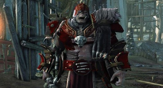 Neverwinter orc