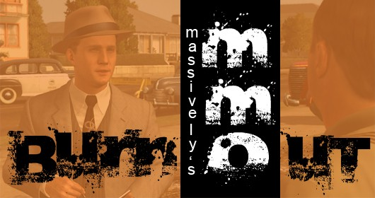 MMO Burnout - L.A. Noire