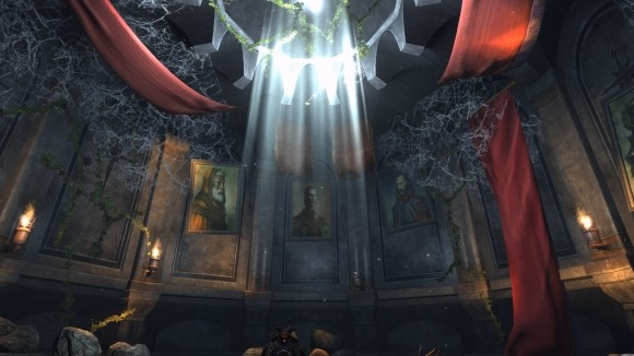 A photo essay through Neverwinter's Cloak Tower