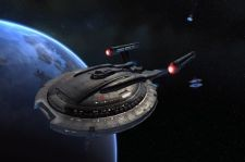 To boldly go where several other people have gone repeatedly.