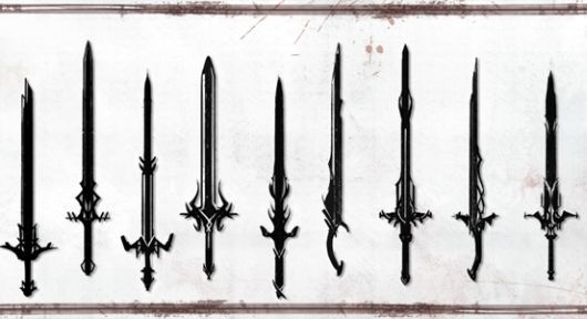 Also swords.  Swords will figure prominently.