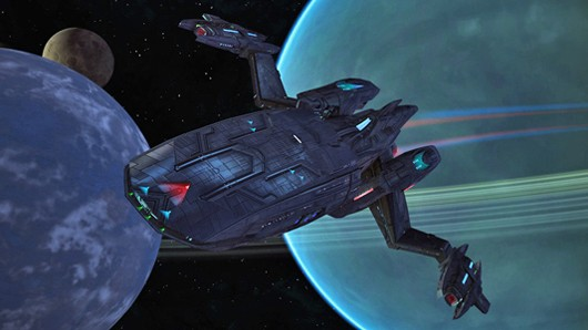 Stahl - Star Trek Online is Perfect World's 'best-performing game'