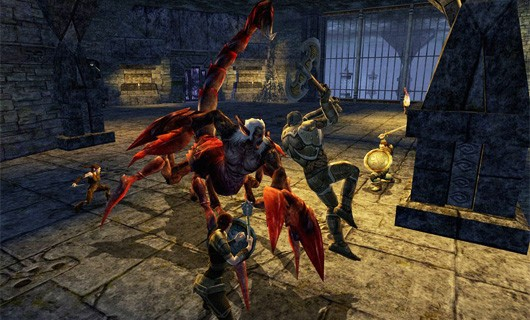 Turbine announces Shadowfell Conspiracy expansion for DDO