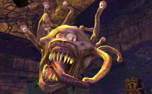Dungeons and Dragons Online - Beholder