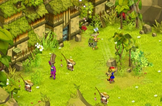 DOFUS taking a pounding from DDOS attacks