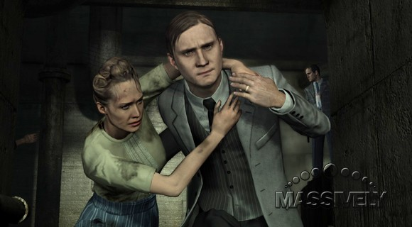 L.A. Noire - Phelps and Elsa