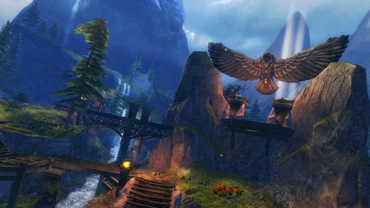 Guild Wars 2 PvP map
