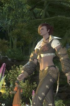 ffxivpressevent combat 2 epl 218 Starting new and fighting through Final Fantasy XIVs relaunch