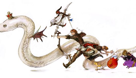 I would not be surprised if Yoshida actually had hunted a giant snake with a bow and arrow.  It seems plausible.