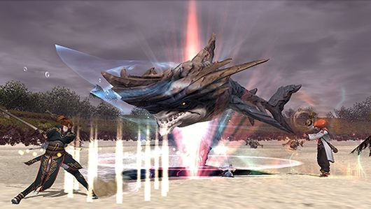 ffxivpressevent ffxi epl 218 Massively Exclusive: An in depth look at Final Fantasy XIVs new jobs