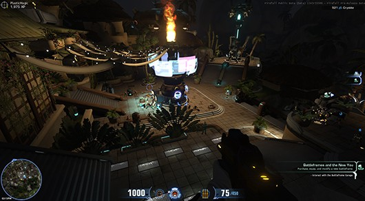 Firefall Copacabana