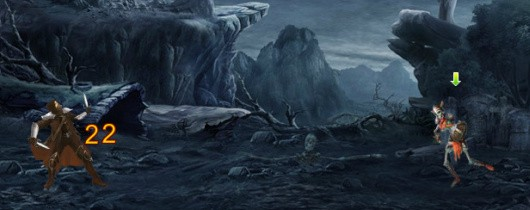 Dragon's Call screenshot