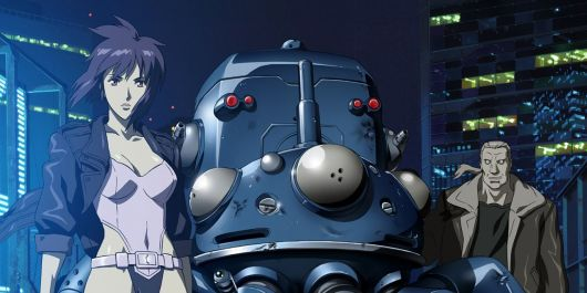 Nexon announces Ghost in the Shell online FPS