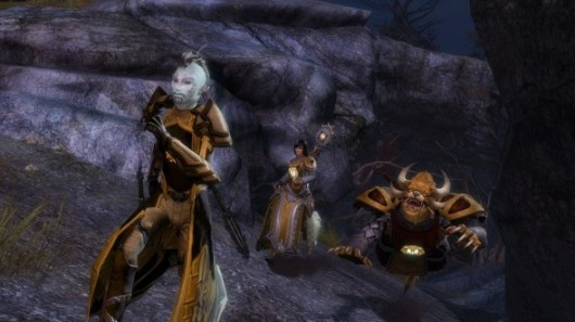 Guild Wars 2 puts the 'guild' back in play with new group missions