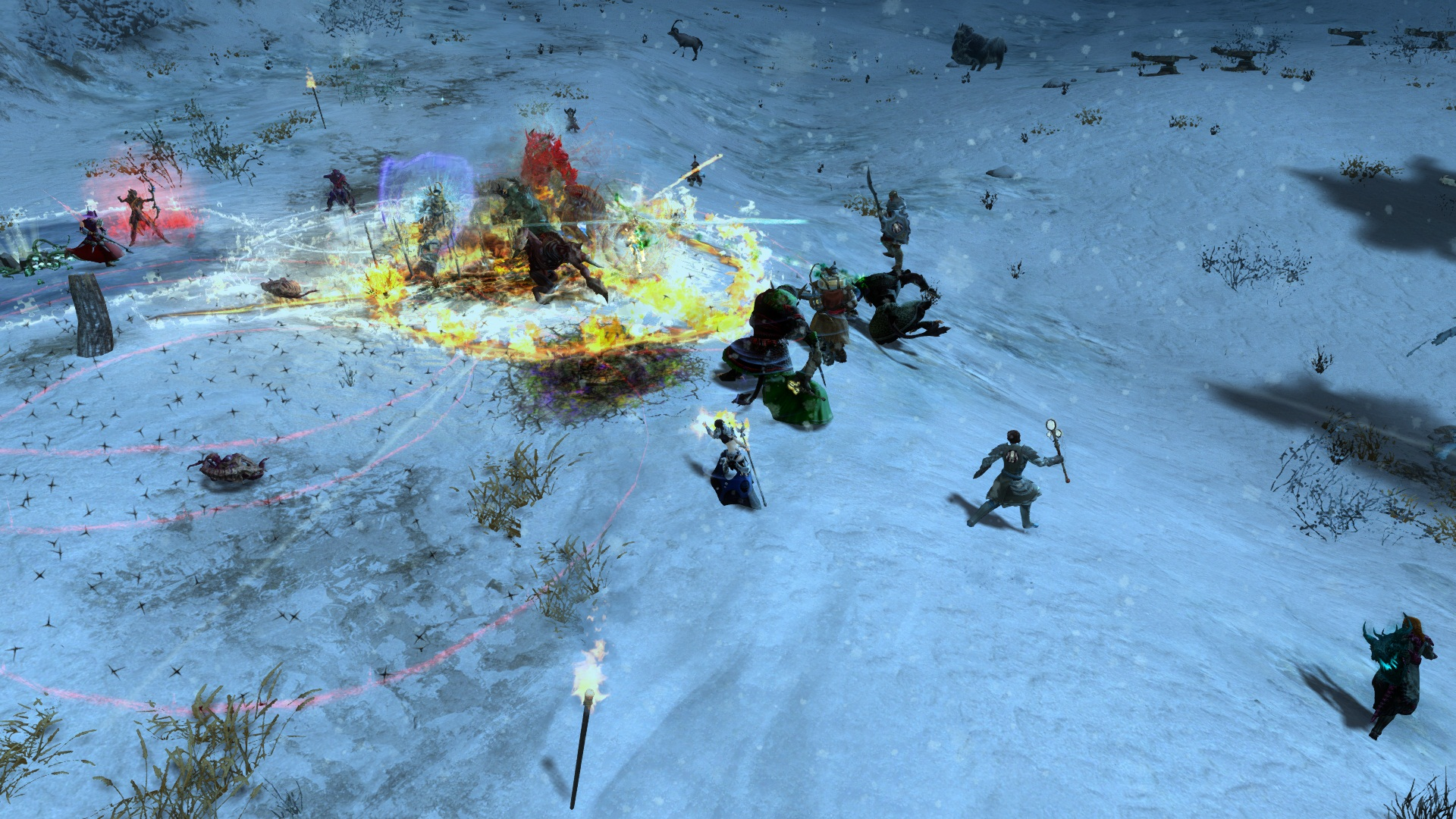 Flameseeker Chronicles The Gathering Storm preview