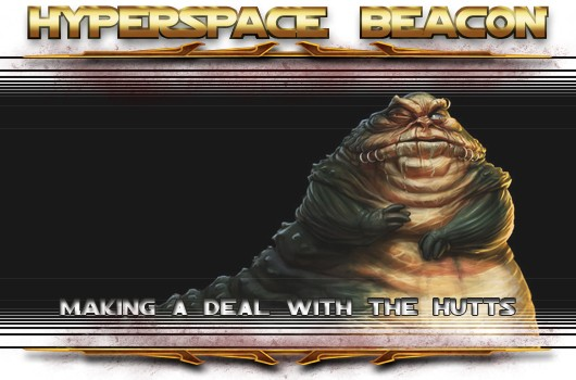 Hyperspace Beacon Dealing with the Hutts in SWTOR