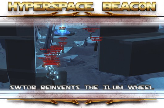 Hyperspace Beacon SWTOR reinvents the Ilum wheel