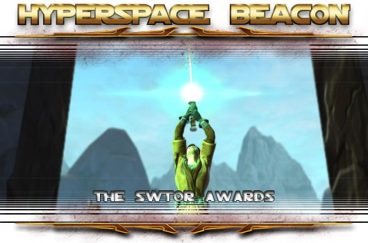 Hyperspace Beacon the SWTOR awards