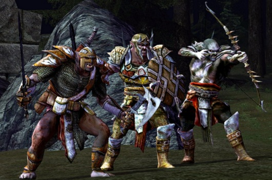 LOTRO revamps loot systems and gear set bonuses