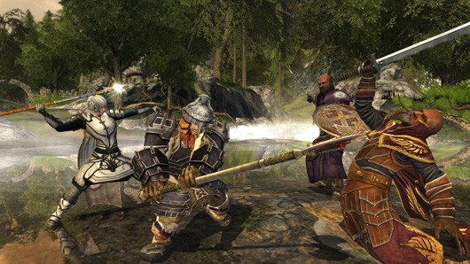 New LotRO screenshots sneak another peek at Update 10