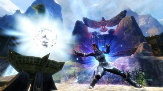 Guild Wars 2 crossbreeds a new PvP map