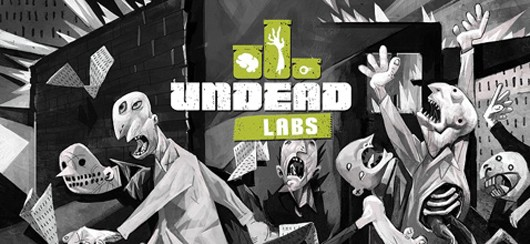 Undead Labs mural