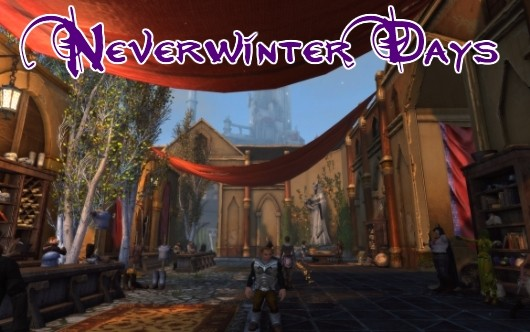 Neverwinter Days Beta blitz