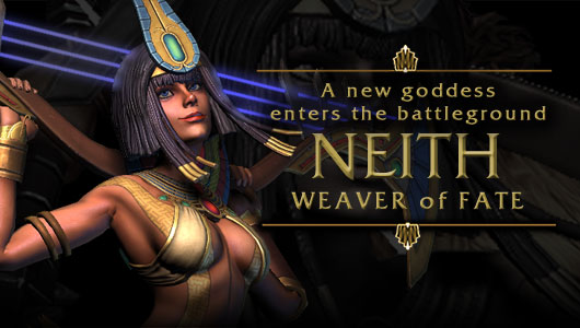 god this week for its popular multiplayer online battle arena SMITE
