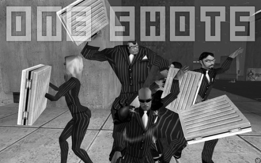 One Shots Dancing with my homies