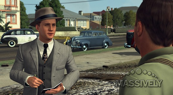 L.A. Noire - Demoted to Arson