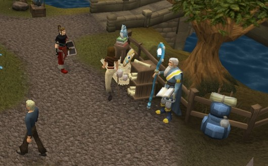 Players vote for 2007era RuneScape server