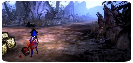 Akeneiro Demon Hunters screenshot