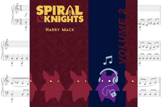 Jukebox Heroes Spiral Knights' soundtrack