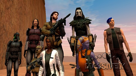 Star Wars Galaxies' coolest guild