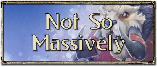 Not So Massively title image