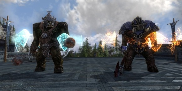 LotRO goes to the Lonely Mountain Update 10 raid preview
