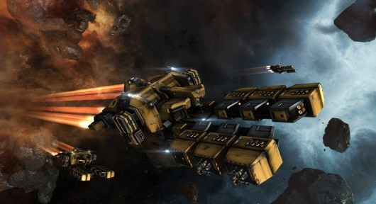 EVE Online gives a report card to Retribution ships
