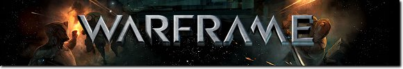 Warframe title image