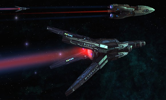STO Wing cannon platforms
