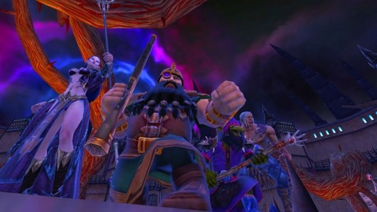 Warhammer Online Wrath of Heroes sunsets next month
