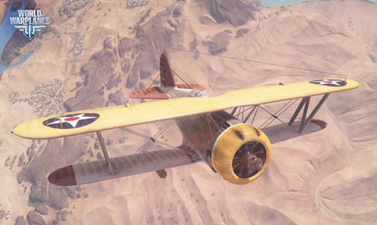 World of Warplanes beta patch improves controls, visuals