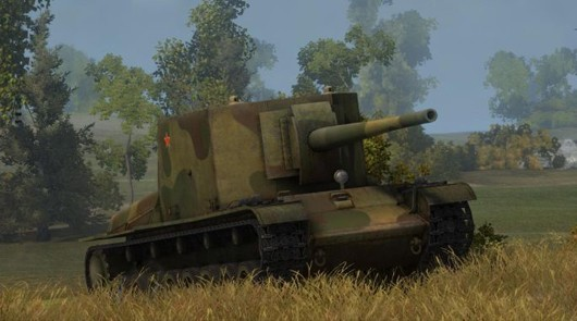 World of Tanks - SU100Y