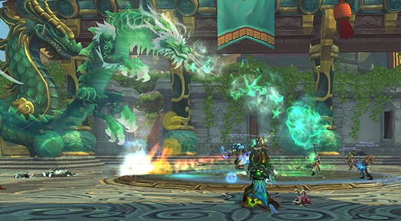 WoW Dungeon