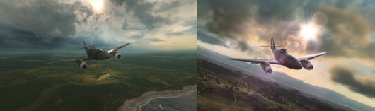 World of Warplanes dev blog shows off 'massive visual improvements'