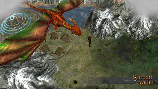 Shroud of the Avatar prototype screenshot