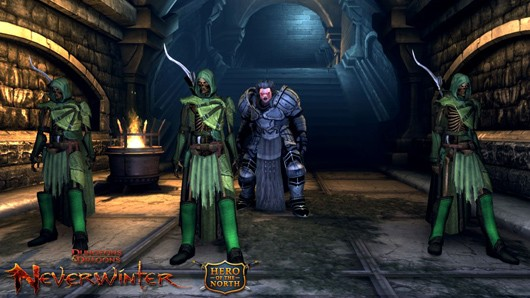 Neverwinter zombies